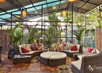 Meet new friends at Danyasa Eco Retreat in Costa Rica