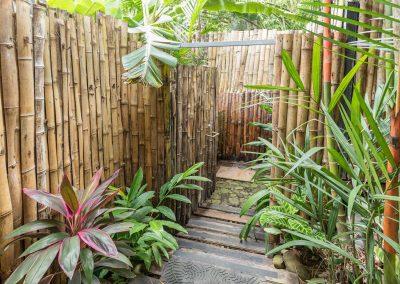 Enjoy a Jungle Shower at Danyasa Eco Retreat in Costa Rica