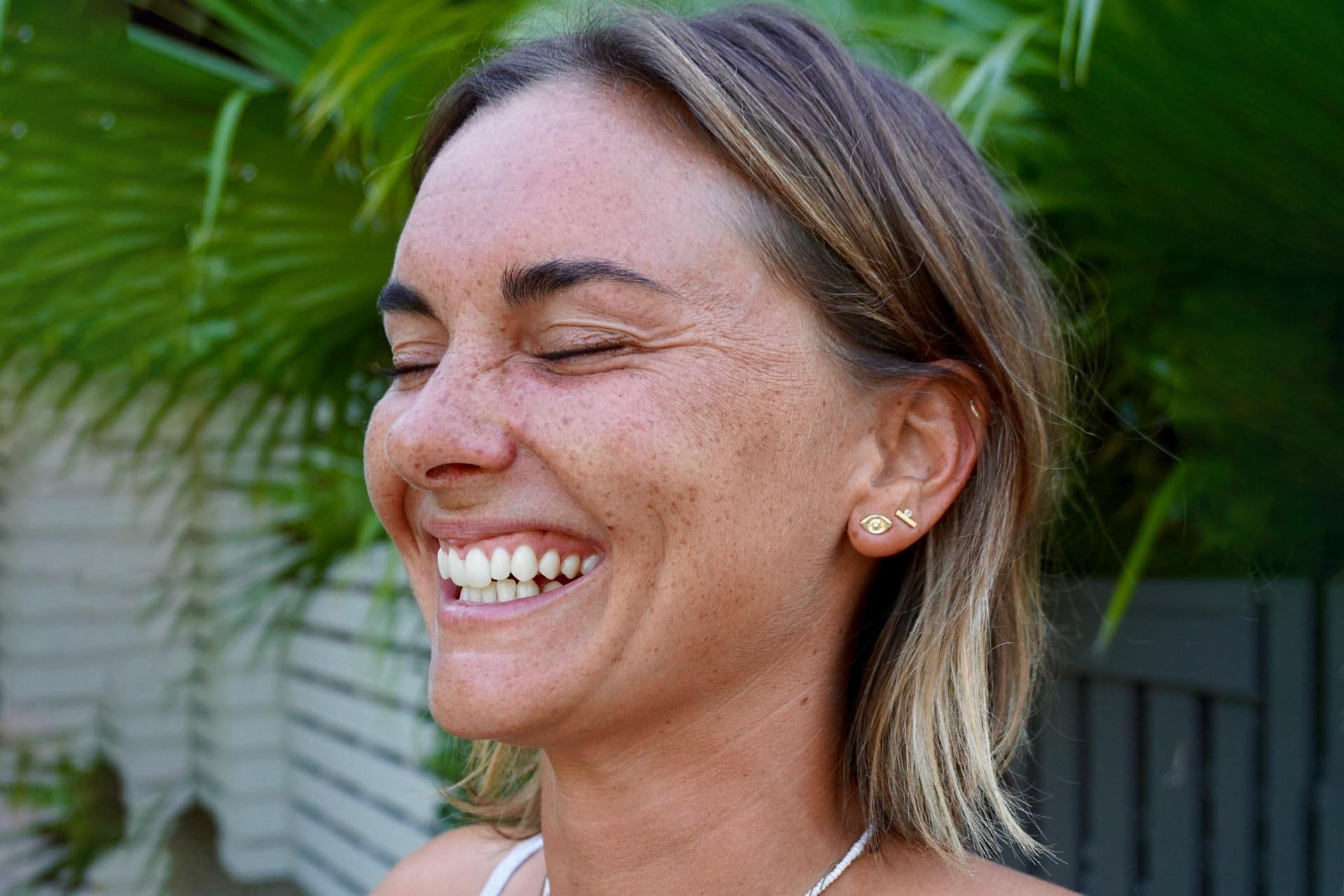 Hanna Attafi Yoga Teacher