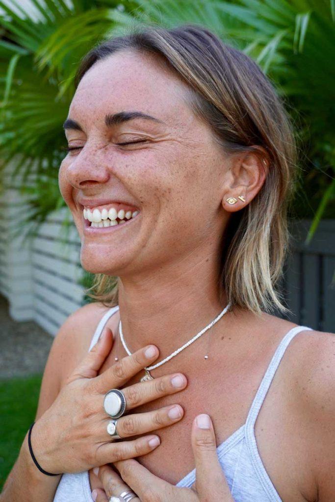 Hanna Attafi yoga instructor at Danyasa Yoga